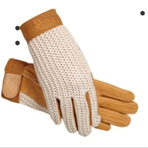 SSG riding gloves/NEW 2 pair